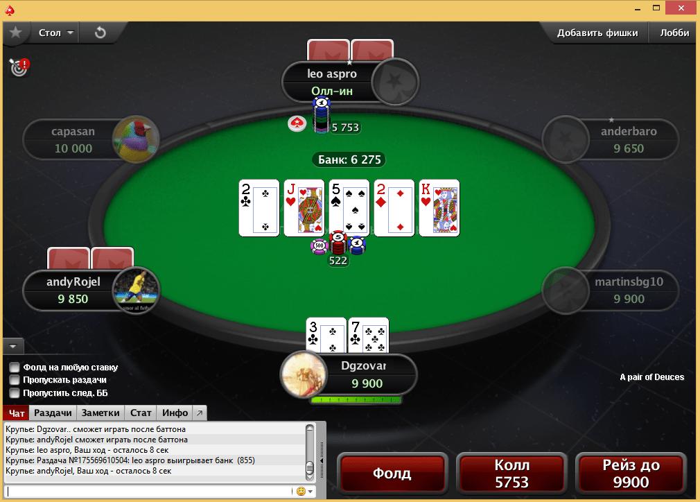 Уроки игры в покер онлайн казино в рафаиловичах