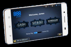 888Poker появился в Google Play