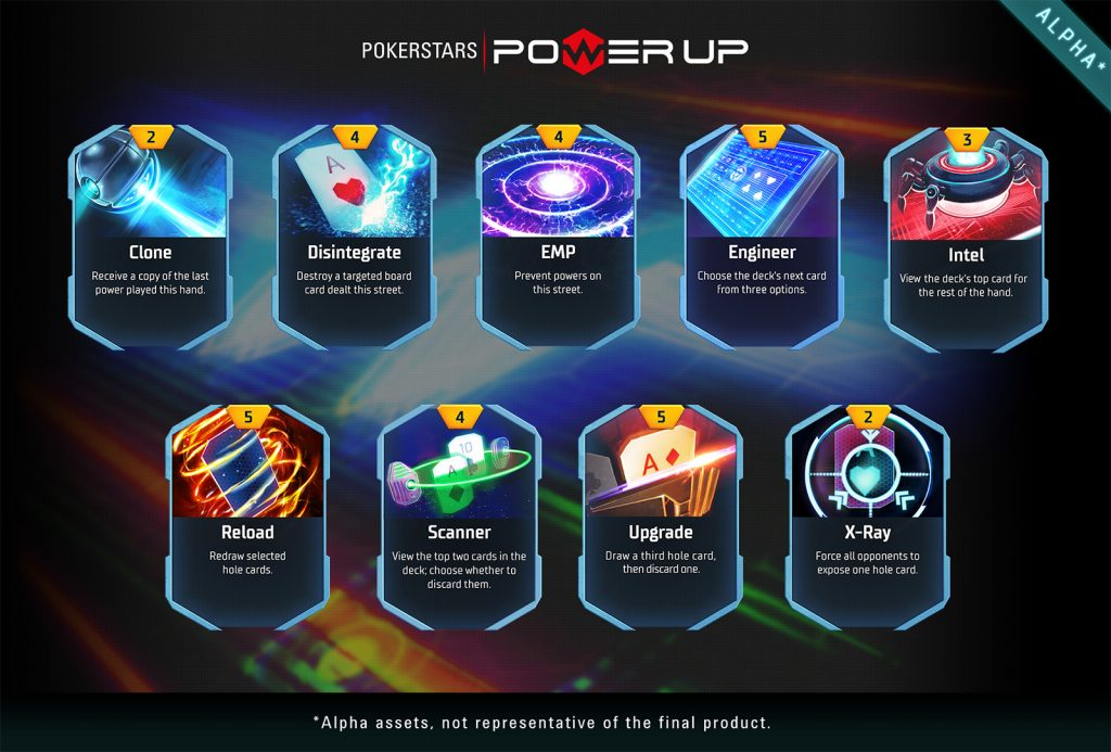 powerup pokerstars