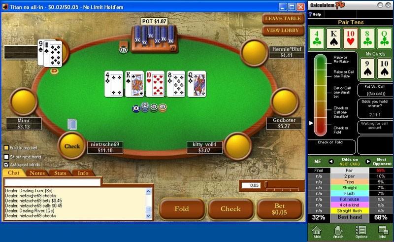 Ауты в онлайн покере программа играть онлайн карты паук