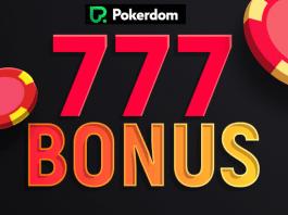 777 бонус при регистрации