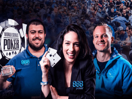 888poker WSOP 2018 ME satellite