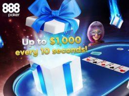 Акция 888покер