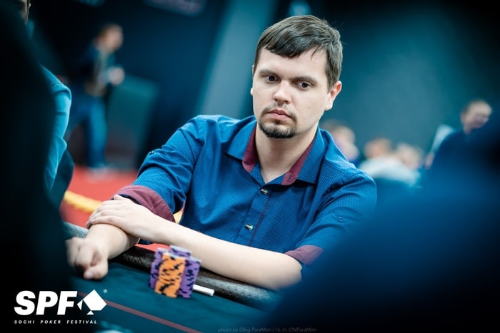 Александр Бирюков - 7 место ($2,665)