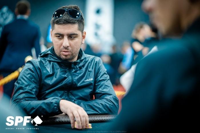 Алексей Савенков - 5 место ($6,945)