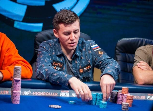 Анатолий Филатов на WSOPE 2019