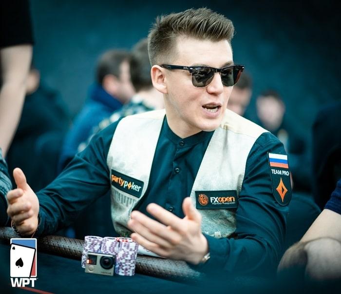 Анатолий Филатов - 124 место wpt opener