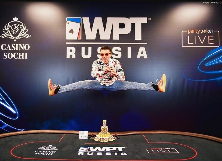 Анатолий Филатов - победитель турнира хайроллеров