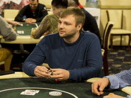 Андрей Чернокоз выиграл $215 Monday 6-max