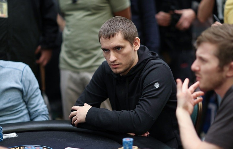 Андрей Куров на PokerStars Players Championship