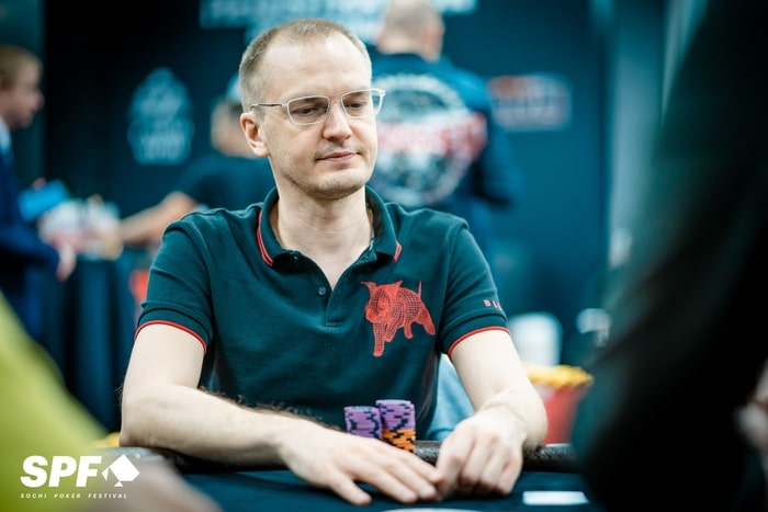 Андрей Малышев - раннер-ап ($27,500)