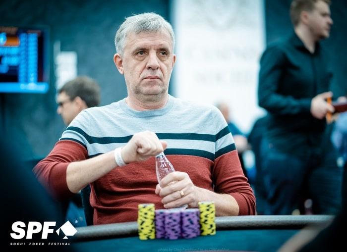 Аркадий Стрекольщиков - 7 место ($5,115)