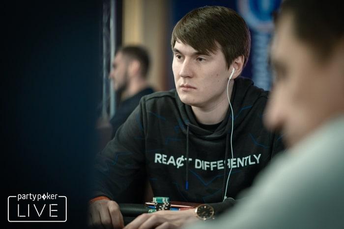 Артур Гайнанов - 28 место ($1,635)
