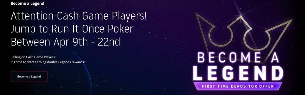 Become a legend rio poker