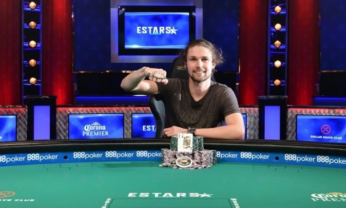 Бен Хит - победитель турнира хайроллеров ($1,484,085)
