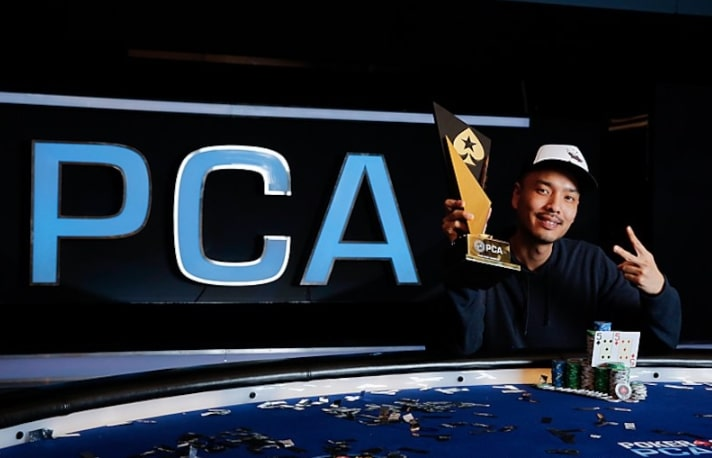 Чино Рим - чемпион Main Event PCA ($1,567,000)