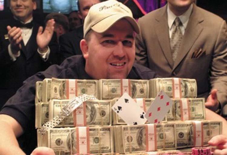 Chris Moneymaker winner ME