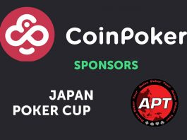 CoinPoker Sponsors Asian Poker Tour and Japan Poker Cup