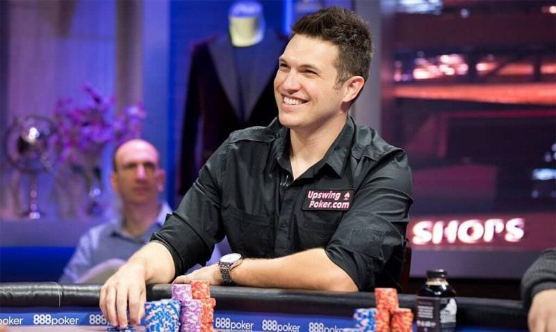 Даг Полк за покерным столом