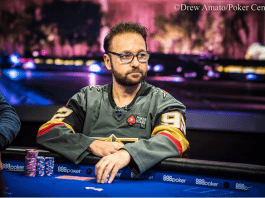 Daniel Negreanu US Poker Open