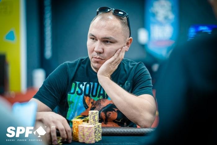 Дархан Рахымжанов - 6 место ($5,385)
