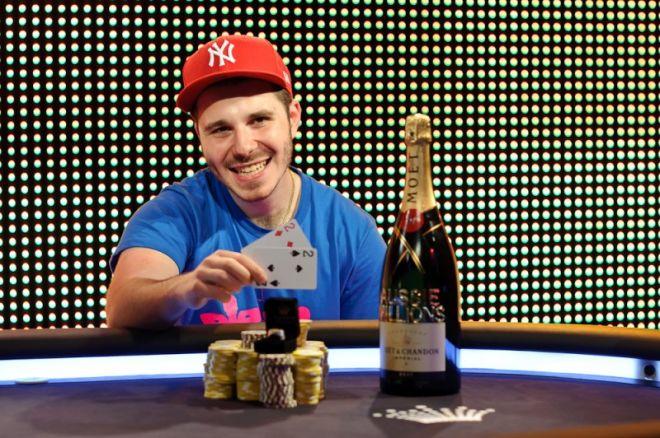 Дэн Смит победа на Aussie Millions