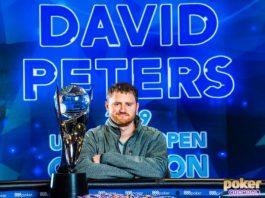 Дэвид_Питерс_победил на US Poker Open
