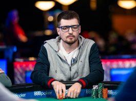Дмитрий Юрасов занял 4 место в турнире хайроллеров WSOP ($458,000)