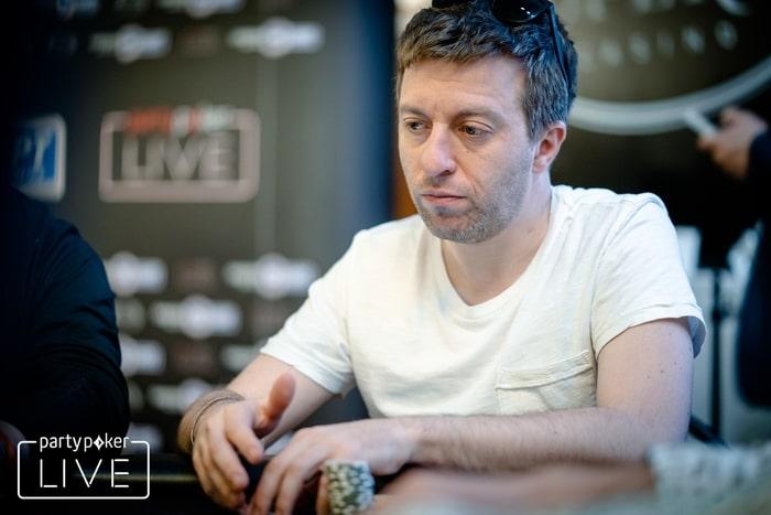 Дмитрий Виткинд - 38 место ($1,225)