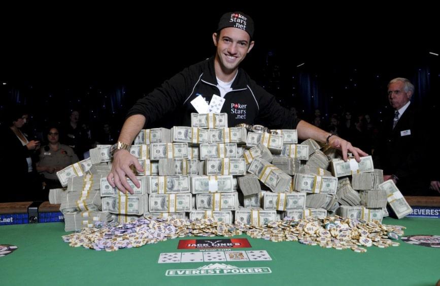 Джо Када - победитель Main Event WSOP 2009