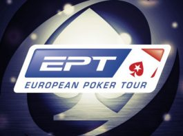 EPT BIG BLIND ANTES SHOT CLOCK