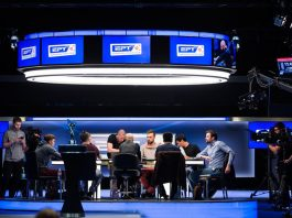 European Poker Tour (EPT) Monte Carlo Main Event final table
