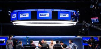 European Poker Tour (EPT) Monte Carlo Main Event final table
