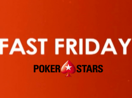 Fast Friday Poker Stars 3-11-2017
