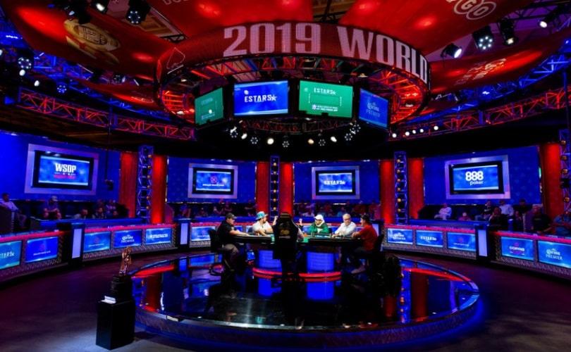 Финальный стол Players Championship