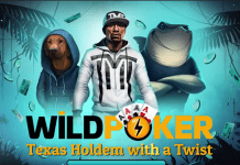 Floyd Mayweather and Wild Poker