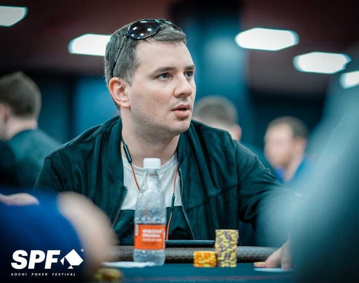 Гарри Тевосов - 5 место ($8,625)
