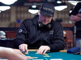 Hellmuth Chasing Bracelet Number 15 After