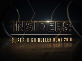 INSIDERS Super High Roller Bowl 2018