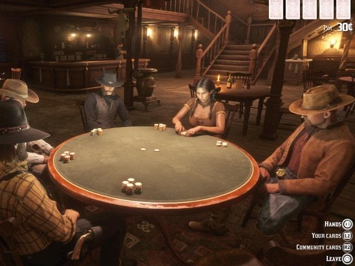 Играть в покер на диком западе онлайн карты магия играть онлайн бесплатно
