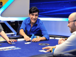 Ivan Luca will start the Final Table of the PokerStars Championship Bahamas $100,000 Super High Roller chip lead