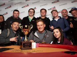 James Staples win Run It Up Reno