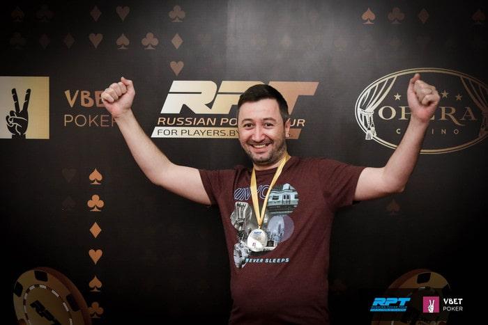 Эльхан Мурадов - победитель OFC Pineapple 3-max