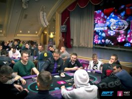 Как_прошли_первые_дни_Russian_Poker Tour в Минске