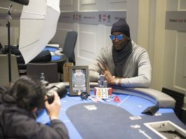 Kalidou Sow win Winamax Poker Tour Paris High Roller