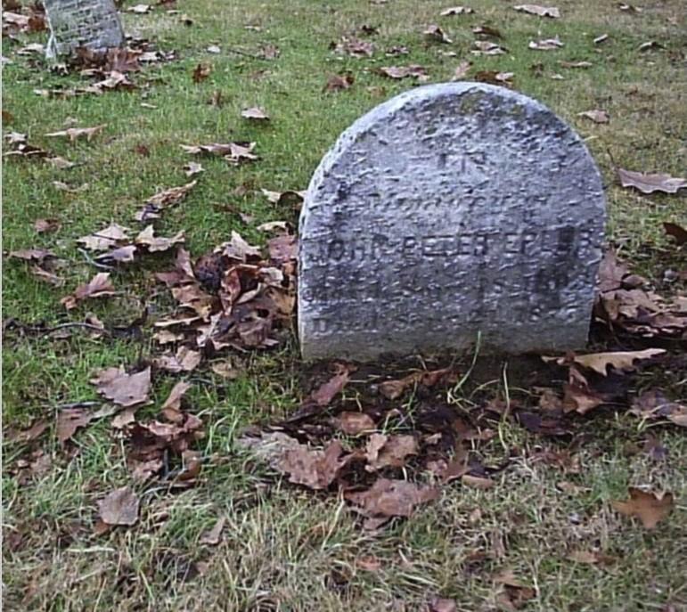 Канада Билл могила