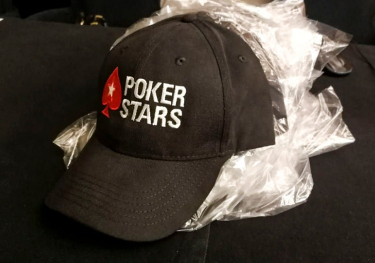Кепка PokerStars для всех участников EPT Sochi