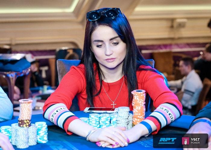 Лидия Беляева - третье место ($20,100)
