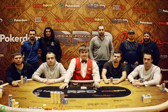 MONSTER EVENT RPO final table