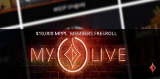 MPPL Members Freeroll $10K